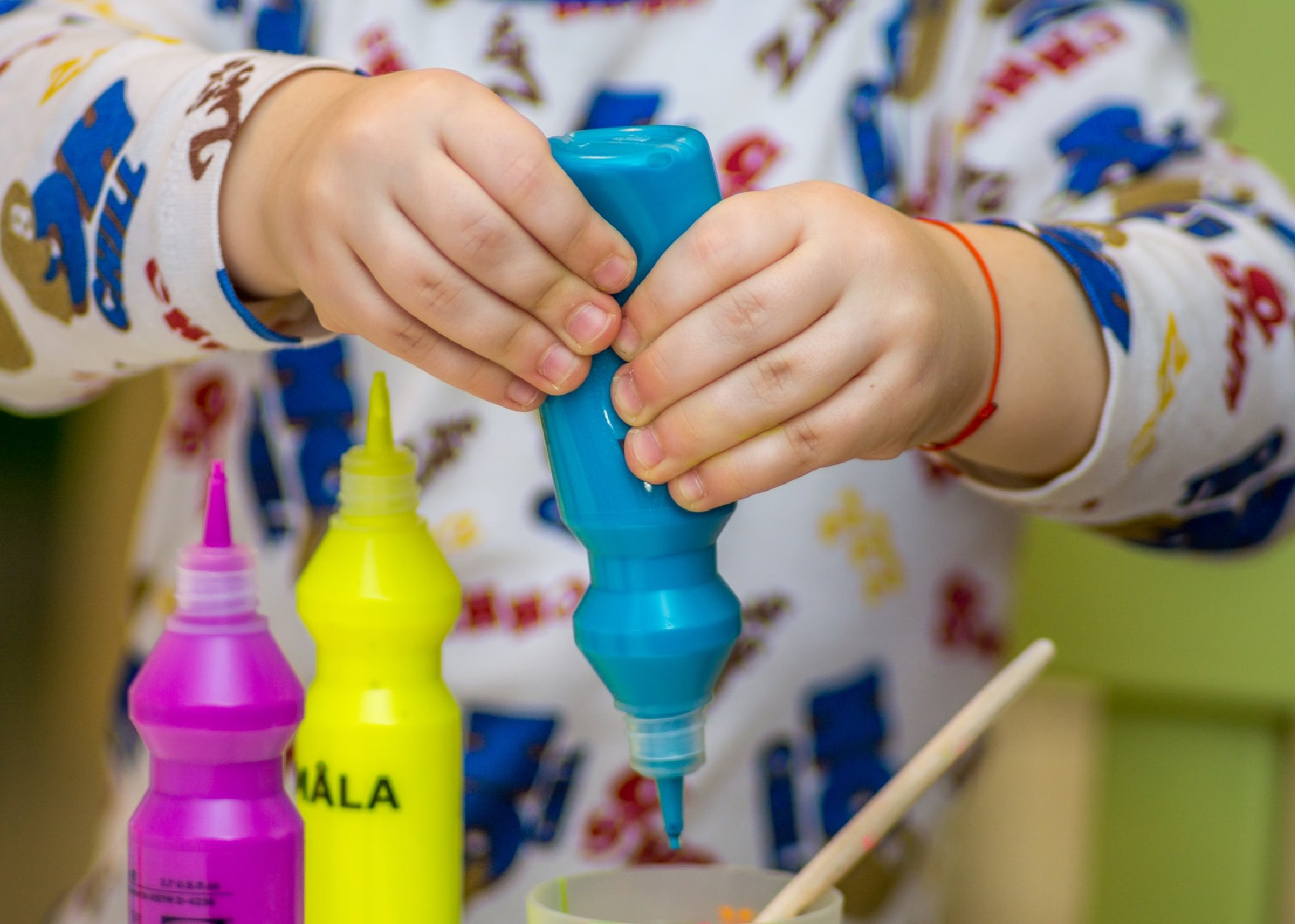 Ways to Encourage Creativity From a Foster Child